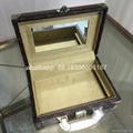 wholesale New Arrival Louis Vuitton  LV Lady Box Women Bags Wood iphone Case 11