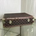 wholesale New Arrival Louis Vuitton  LV Lady Box Women Bags Wood iphone Case 12