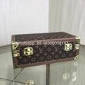 wholesale New Arrival Louis Vuitton  LV Lady Box Women Bags Wood iphone Case 16