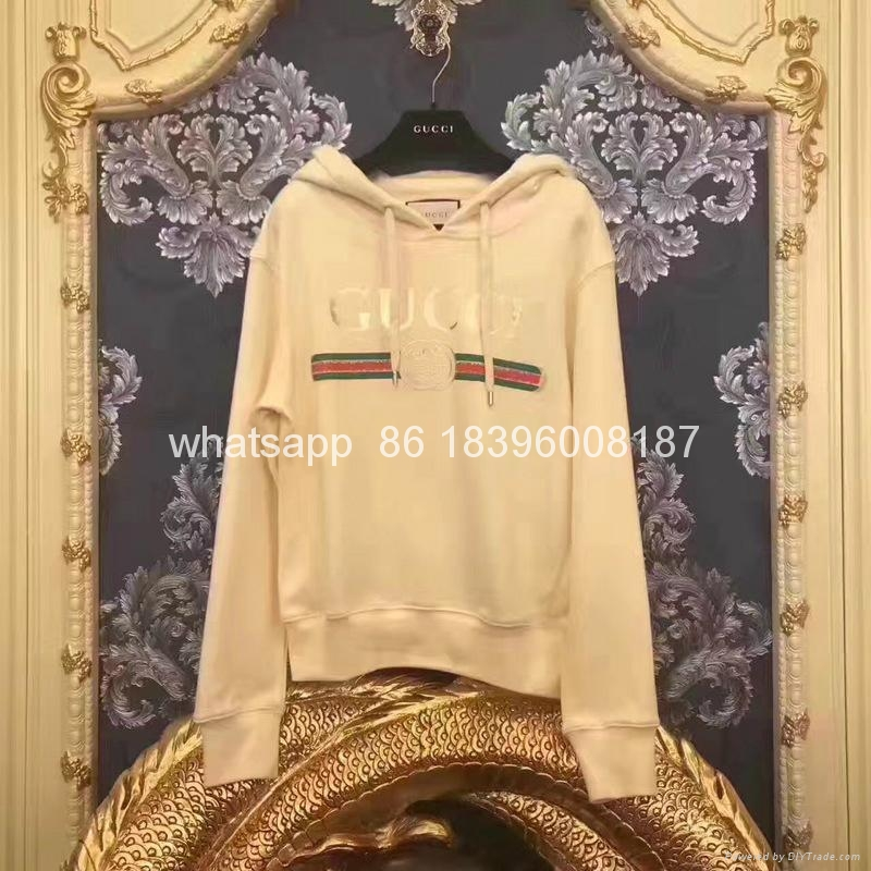 wholesale top 1:1 quality cheap gucci cotton  t-shirt hoodies jackets polo pants 4