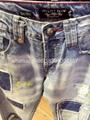Wholesale top quality  Philipp Plein replica jeans pants sweatpants Men Trousers 19