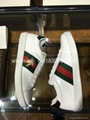 wholesale cheap top aaa 1:1 quality gucci snake men casaul leather shoes sneakes