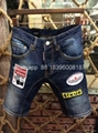 wholesale Newest Dsquared2 replica cheap DSQ2 men's Shorts jeans pants Trousers  10