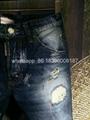 wholesale Newest Dsquared2 replica cheap DSQ2 men's Shorts jeans pants Trousers  13