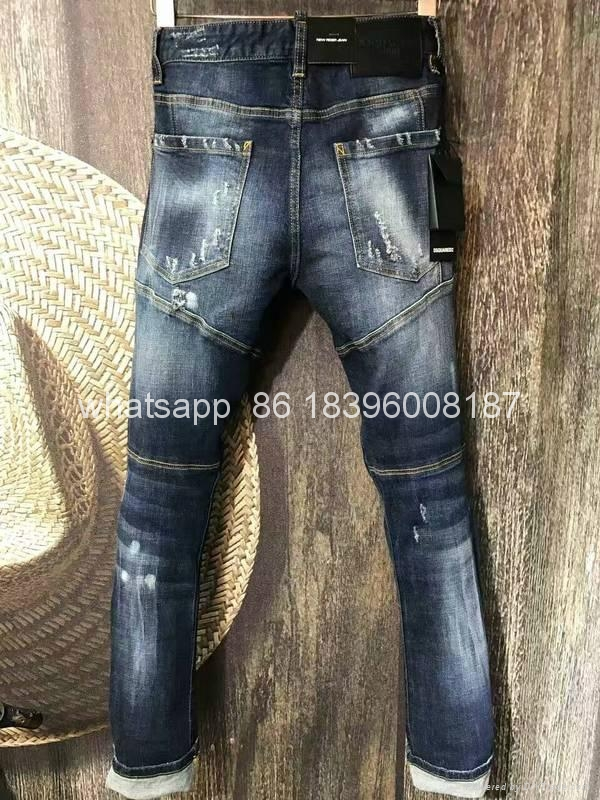wholesale Newest Dsquared2 replica cheap DSQ2 men's Shorts jeans pants Trousers  14