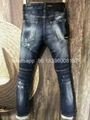 wholesale Newest Dsquared2 replica cheap DSQ2 men's Shorts jeans pants Trousers