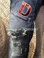 wholesale Newest Dsquared2 replica cheap DSQ2 men's Shorts jeans pants Trousers  17