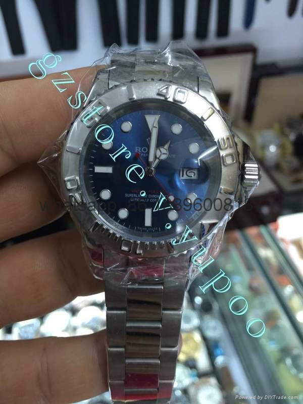 Wholesale top 1:1quality Rolex luxury Replica brand Automatic cheap watches 5