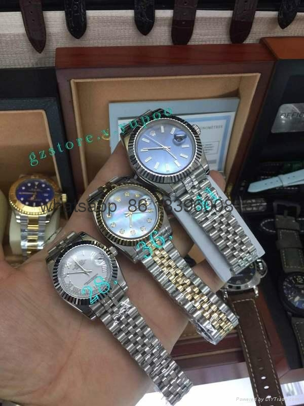 Wholesale top 1:1quality Rolex luxury Replica brand Automatic cheap watches 7