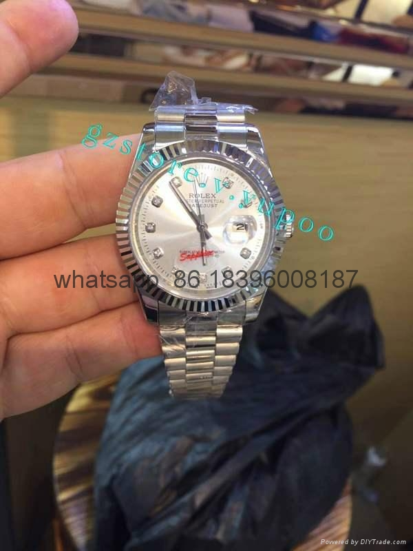 Wholesale top 1:1quality Rolex luxury Replica brand lv Automatic cheap watches 11