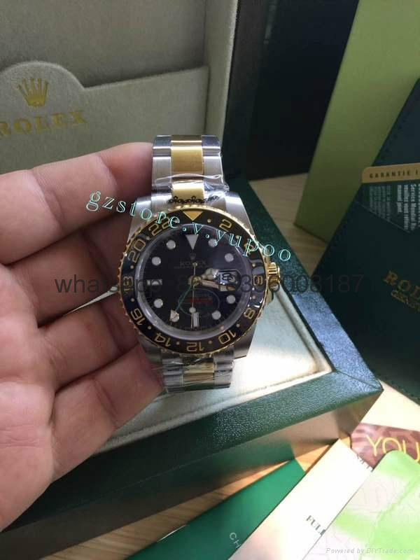 Wholesale top 1:1quality Rolex luxury Replica brand lv Automatic cheap watches 15