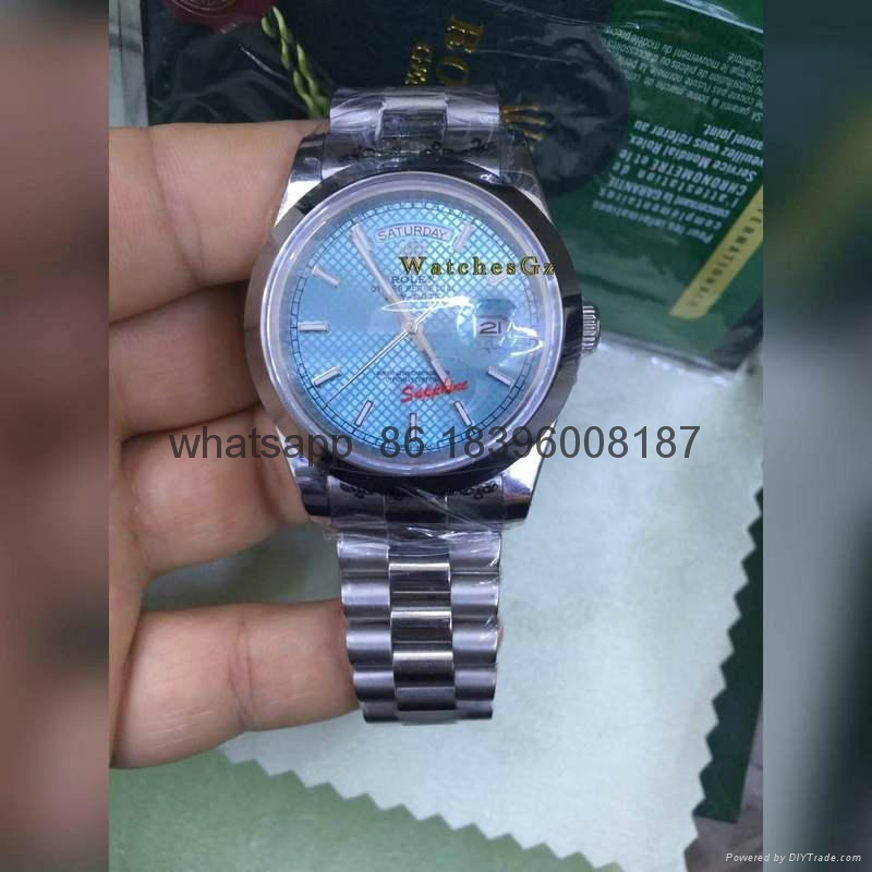 Wholesale top 1:1quality Rolex luxury Replica brand Automatic cheap watches 17