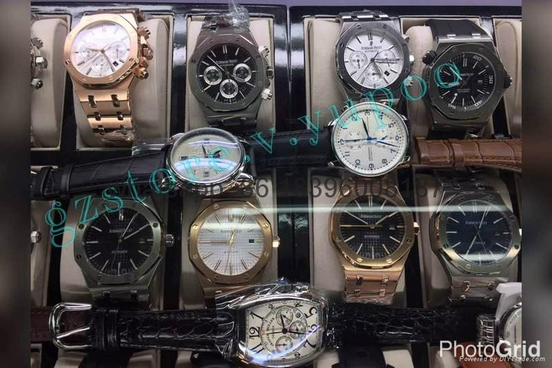 wholesale top quality Rolex automatic Cartier Longines watches fashion clocks 1