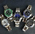 wholesale top quality Rolex automatic Cartier Longines watches fashion clocks