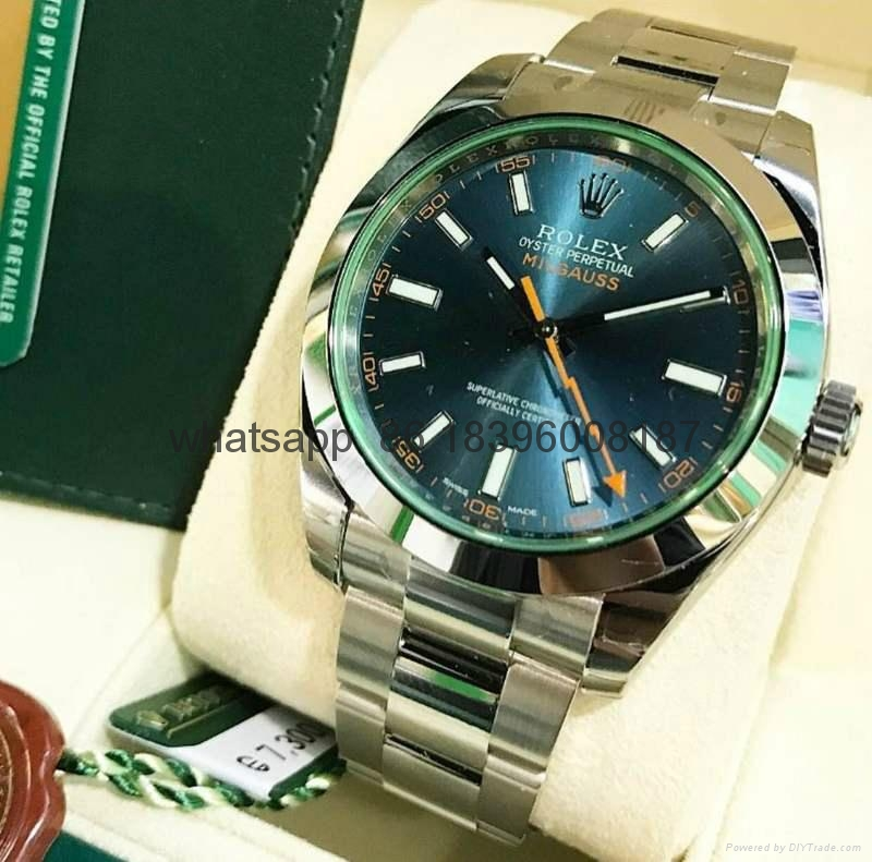 wholesale top quality Rolex automatic Cartier Longines watches fashion clocks 10
