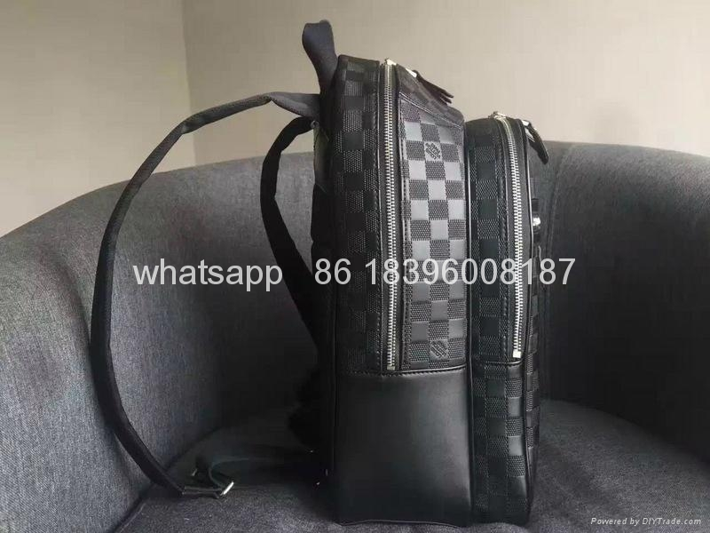 Wholesale Louis Vuitton cheap high quality  Backpack replica LV Men Bag handbags 6