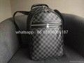 Wholesale Louis Vuitton cheap high quality  Backpack replica LV Men Bag handbags 8