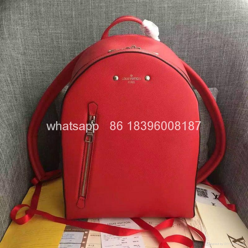 Wholesale Louis Vuitton cheap high quality  Backpack replica LV Men Bag handbags 13