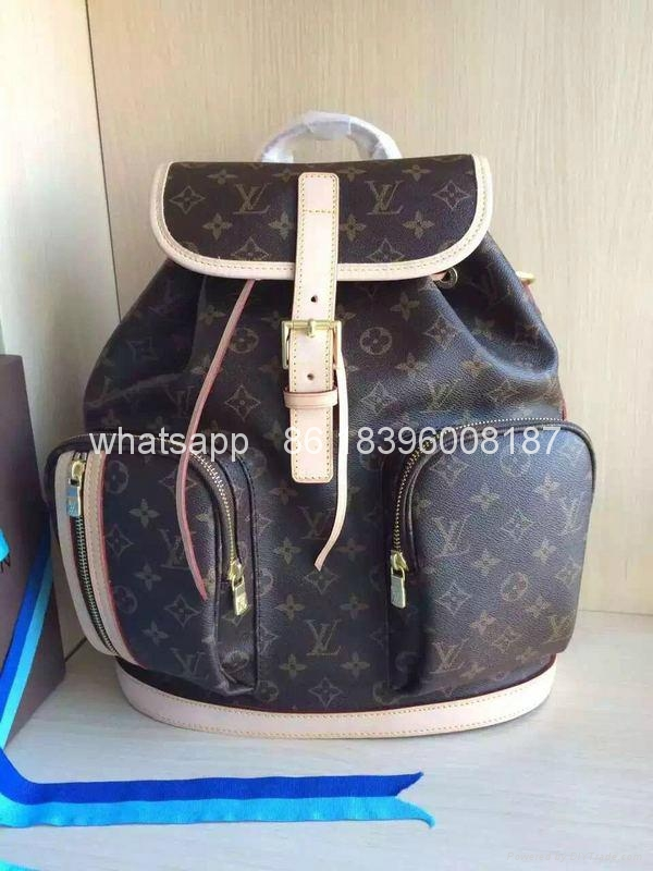Wholesale Louis Vuitton cheap high quality  Backpack replica LV Men Bag handbags 14