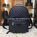 Wholesale Louis Vuitton cheap high quality  Backpack replica LV Men Bag handbags 16