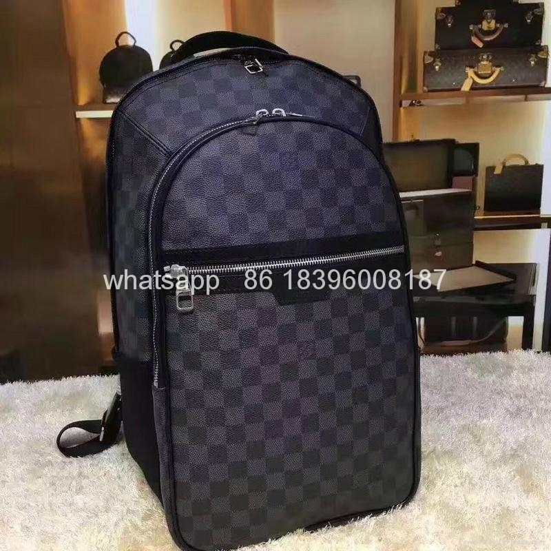 Wholesale Louis Vuitton cheap high quality  Backpack replica LV Men Bag handbags 20