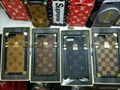 wholesaletop Louis Vuitton 1:1quality Cover fashion phones lv cases leather case 1