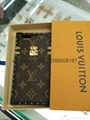 wholesaletop Louis Vuitton 1:1quality Cover fashion phones lv cases leather case 2