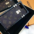 wholesaletop Louis Vuitton 1:1quality Cover fashion phones lv cases leather case 3
