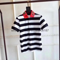 wholesale newest top quality replica 100% cotton gucci  polo t shirts clothings  7