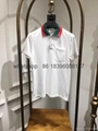 wholesale newest top quality replica 100% cotton gucci  polo t shirts clothings  19