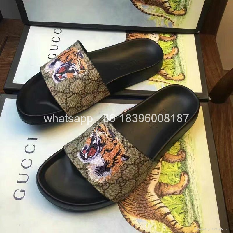 Wholesale cheap hot sale 1:1 High Quality Gucci Sandals Original Slippers shoes 6