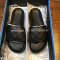 Wholesale cheap hot sale 1:1 High Quality Gucci Sandals  Slippers shoes