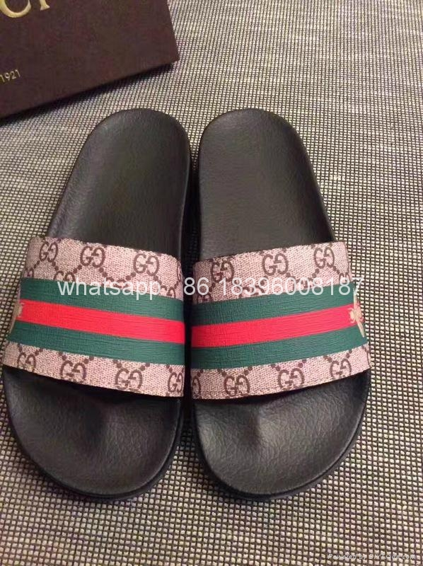 Wholesale cheap hot sale 1:1 High Quality Gucci Sandals  Slippers shoes 9