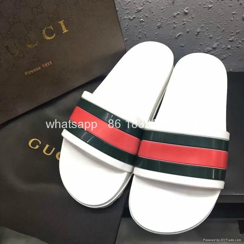 Wholesale cheap hot sale 1:1 High Quality Gucci Sandals  Slippers shoes 11