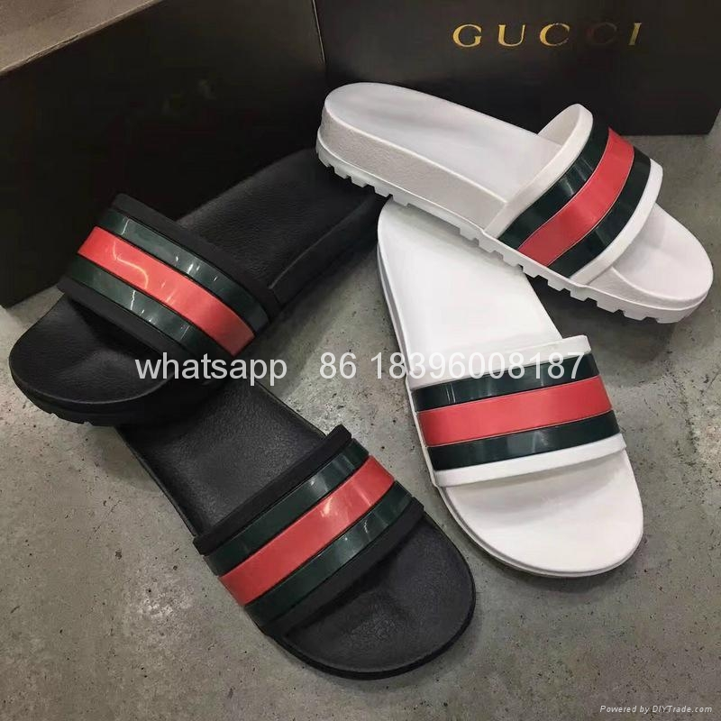 Wholesale cheap hot sale 1:1 High Quality Gucci Sandals Original Slippers shoes 1