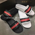 Wholesale cheap hot sale 1:1 High Quality Gucci Sandals  Slippers shoes 1
