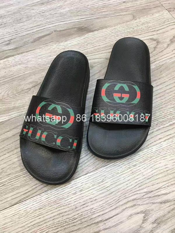 Wholesale cheap hot sale 1:1 High Quality Gucci Sandals  Slippers shoes 18