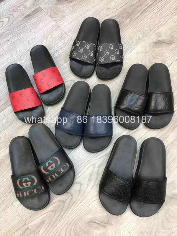 Wholesale cheap hot sale 1:1 High Quality Gucci Sandals Original Slippers shoes 20