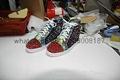 Wholesale top Hot Christian Louboutin Personal Tailo CL Shoes Men women Sneaker 10