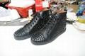 Wholesale top Hot Christian Louboutin Personal Tailo CL Shoes Men women Sneaker 17