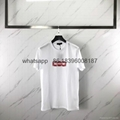 wholesale top cheap newest  fashion Louis Vuitton supreme lv cotton t shirts