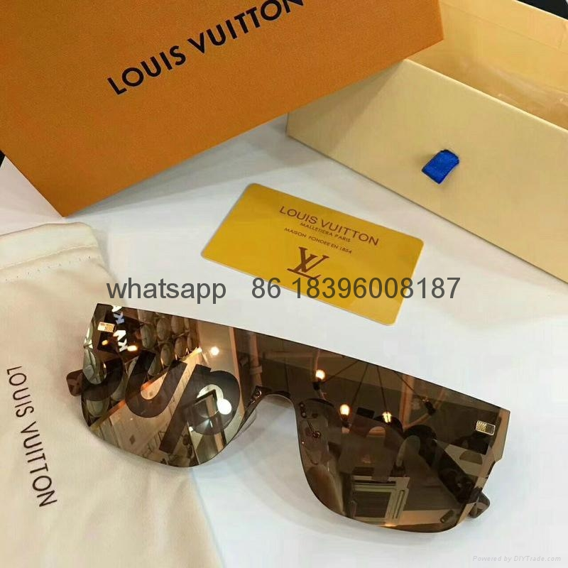 wholesale newest LOUIS VUITTON x SUPREME lv sunglasses free shipping hot sell  14