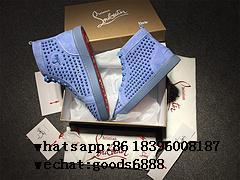 Wholesale Hot Cheap Louboutin CL Shoes for Men Christian Louboutin Sneaker 3