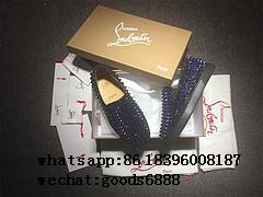 Wholesale Hot Cheap Louboutin CL Shoes for Men Christian Louboutin Sneaker 4