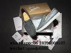 Wholesale Hot Cheap Louboutin CL Shoes for Men Christian Louboutin Sneaker 5