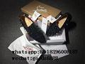 Wholesale Hot Cheap Louboutin CL Shoes for Men Christian Louboutin Sneaker 10