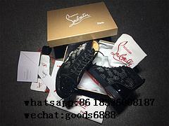 Wholesale Hot Cheap Louboutin CL Shoes for Men Christian Louboutin Sneaker 14