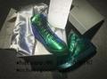 wholesale Giuseppe Zanotti Sneaker boots gz real Leather fashion shoes 3