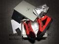 wholesale Giuseppe Zanotti Sneaker boots gz real Leather fashion shoes 8