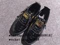 wholesale Giuseppe Zanotti Sneaker boots gz real Leather fashion shoes 11